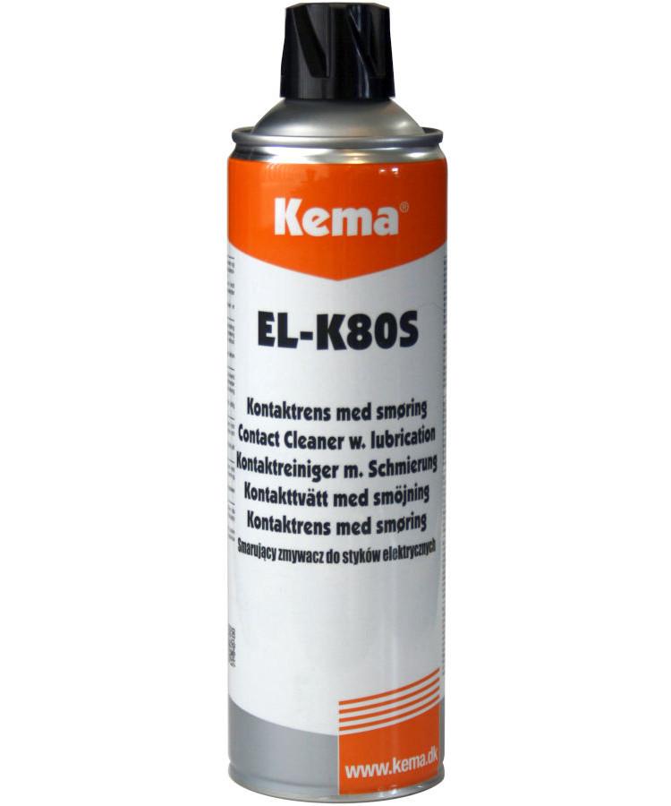 Kema kontaktrens med smøring EL-K80S