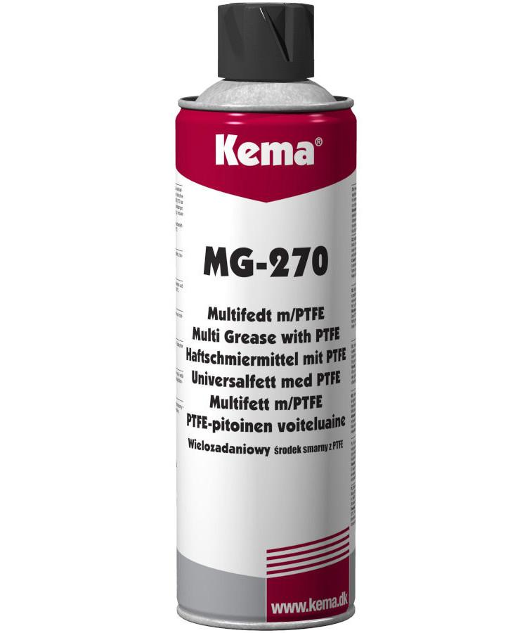 Kema Multifedt med PTFE MG-270 500 ml