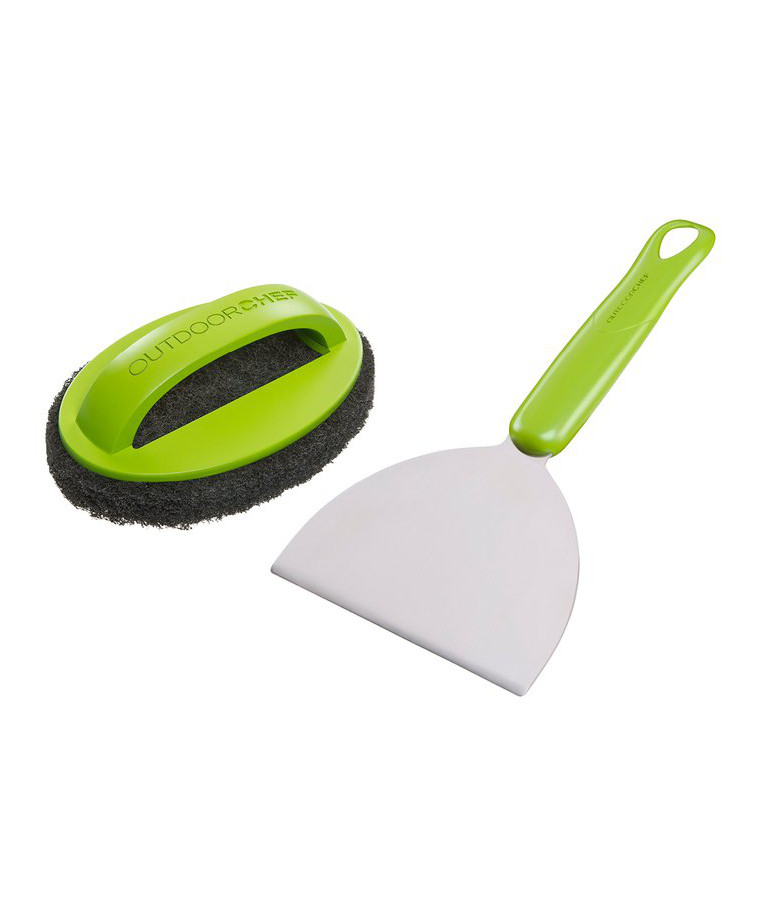 Outdoorchef Plancha rengøringssæt
