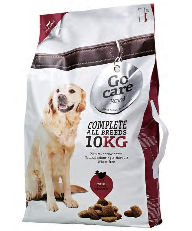Go Care Royal Complete hundefoder 10 kg