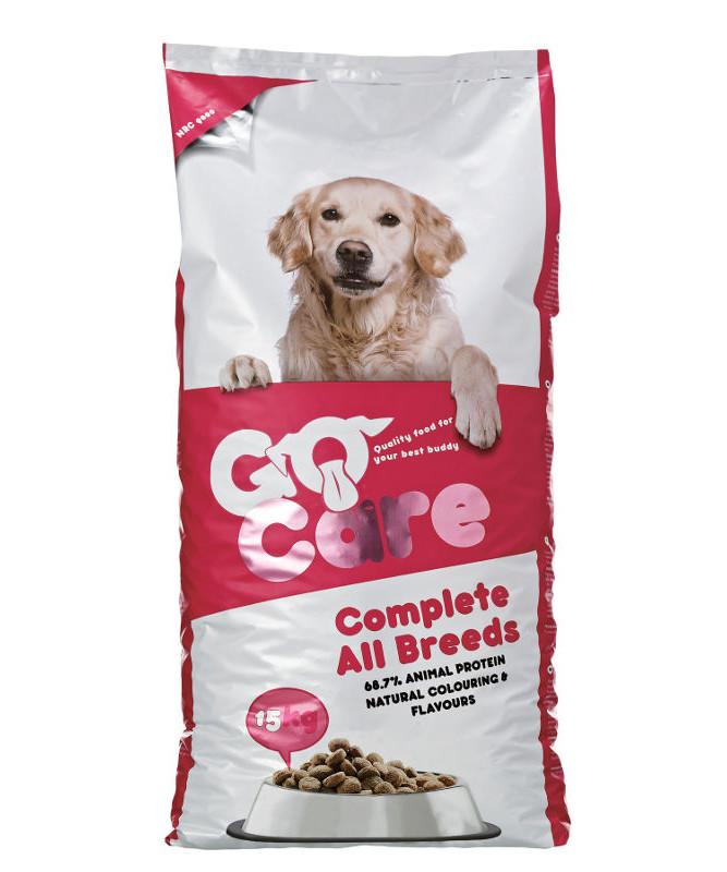 Go Care Complete hundefoder 15 kg