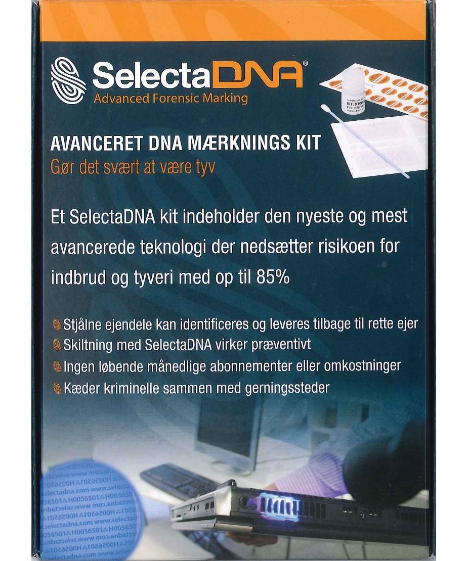 SelectaDNA mærkningskit