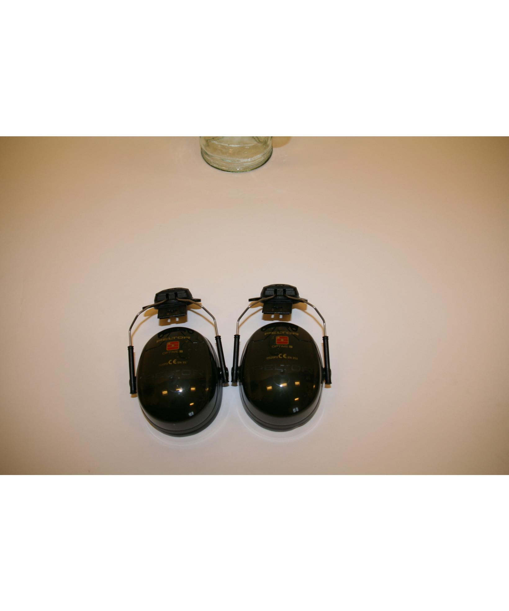 3M Peltor Optime 2 høreværn til hjelm