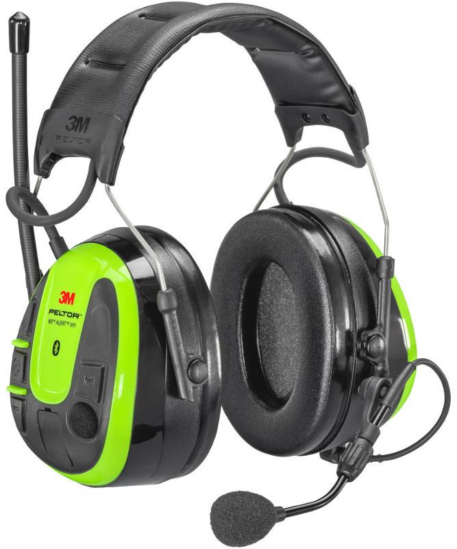 3M Peltor WS Alert XPI høreværn m/ Bluetooth Multipoint