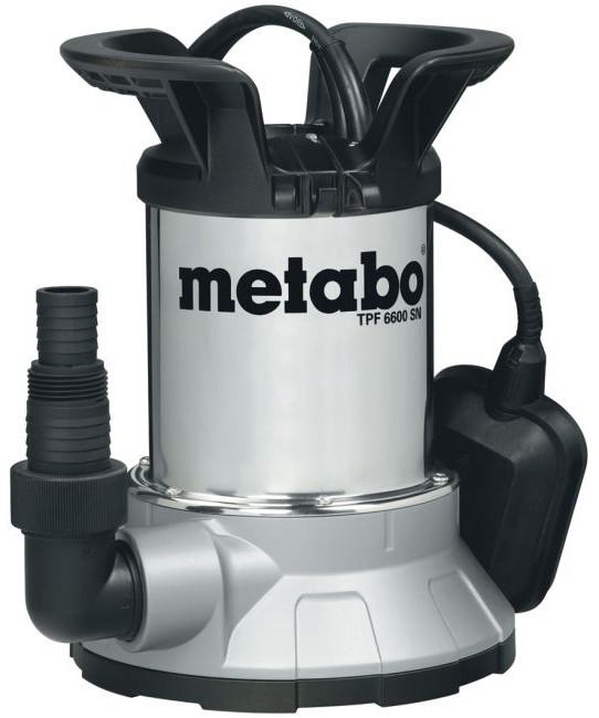 Metabo Rentvandspumpe TPF 6600 SN