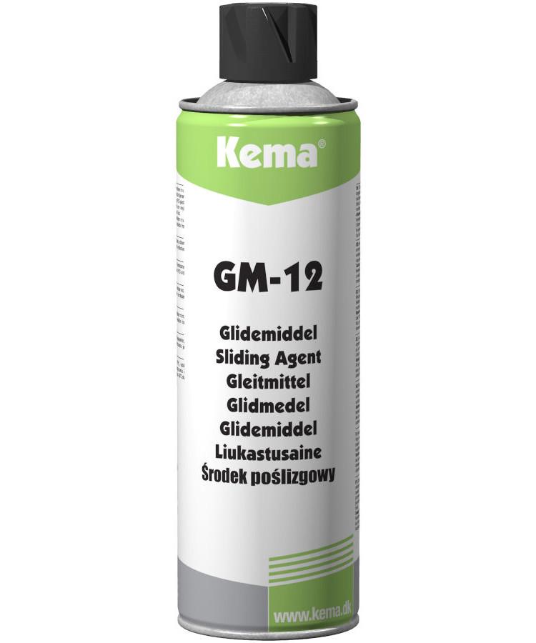 Kema Glidemiddel GM-12 500 ml