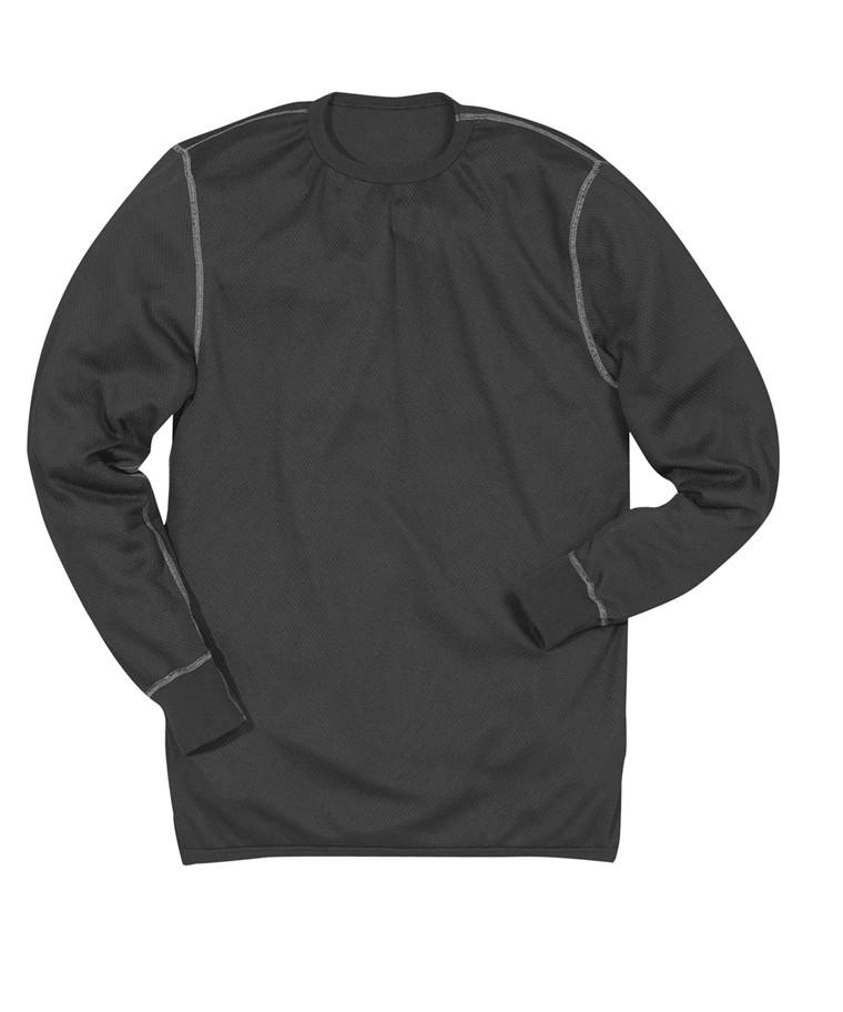 Kansas Match Funktion T-shirt m/ lange ærmer