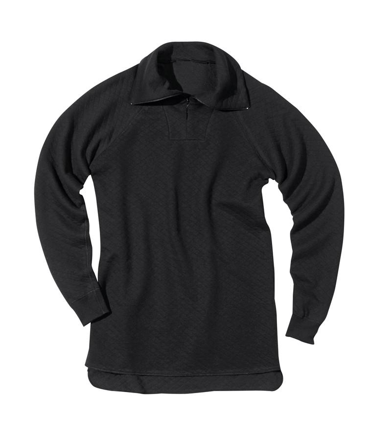 Kansas Match 3-funktions pullover med lynlås
