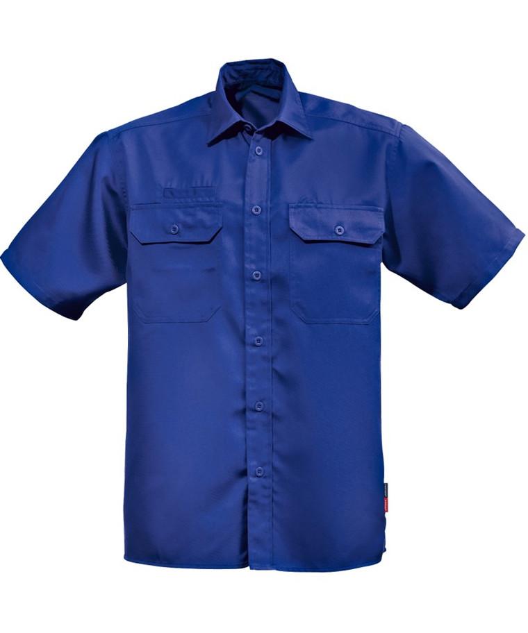 Kansas Legacy skjorte m/ korte ærmer