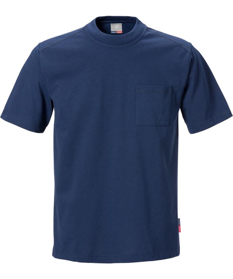Kansas Match T-shirt m/ korte ærmer
