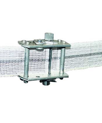 Tapestrammer af aluminium 40 mm - 2 stk.