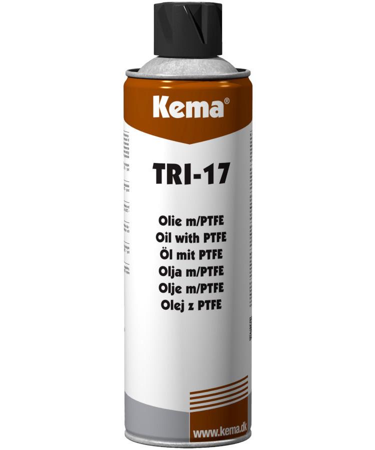Kema TRI-17 olie med PTFE