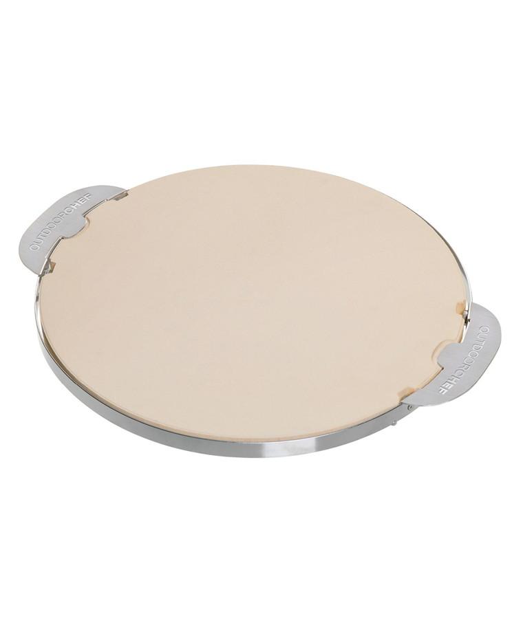 Outdoorchef bagesten / pizzaplade Ø32 cm