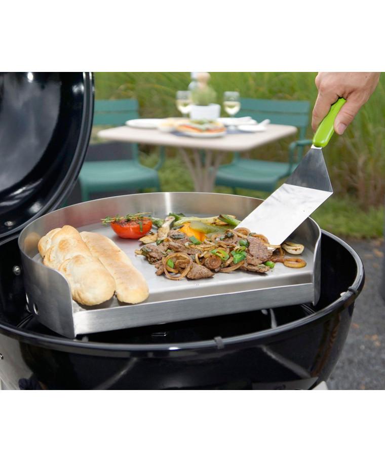 Outdoorchef Plancha grillplade