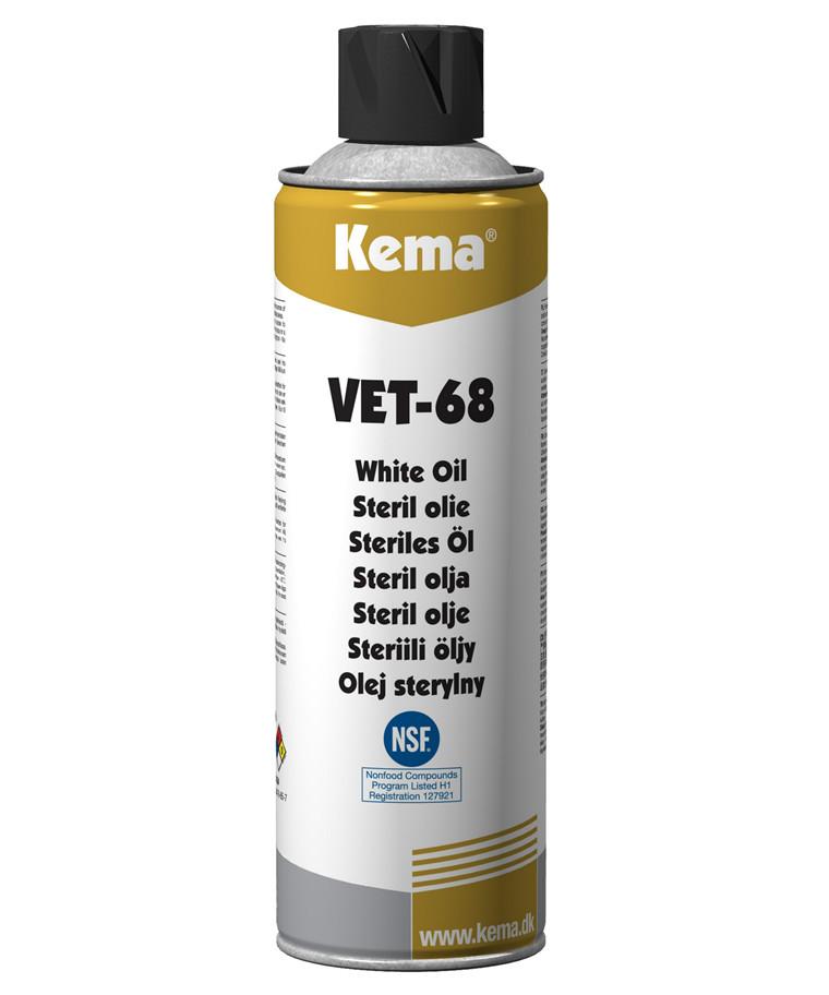 Kema steril olie VET-68