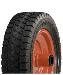 Starco Flex Pro punkterfri gaffelhjul 3.00-4