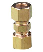 Samleunion til 10 mm kobberrør lavtryk