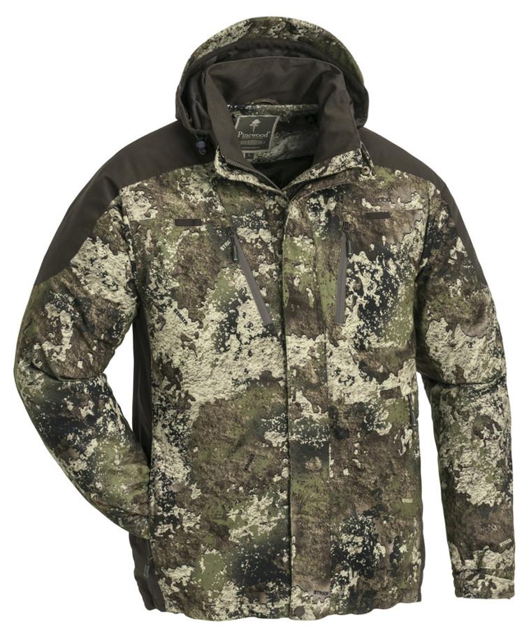 Pinewood Reswick camou jakke