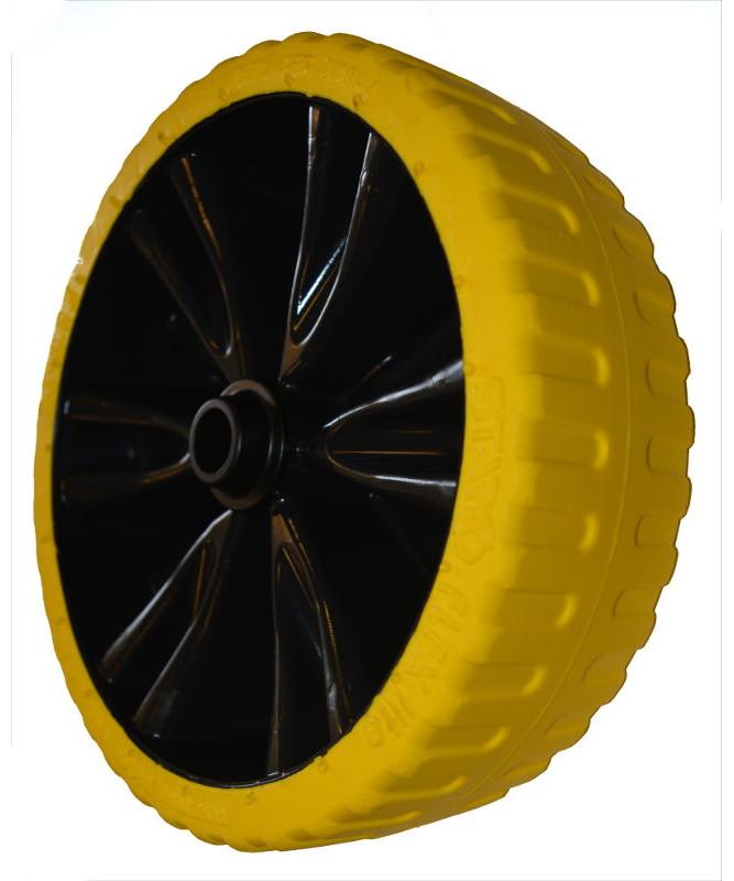 Starco Flex lite punkterfri hjul 3.00-4