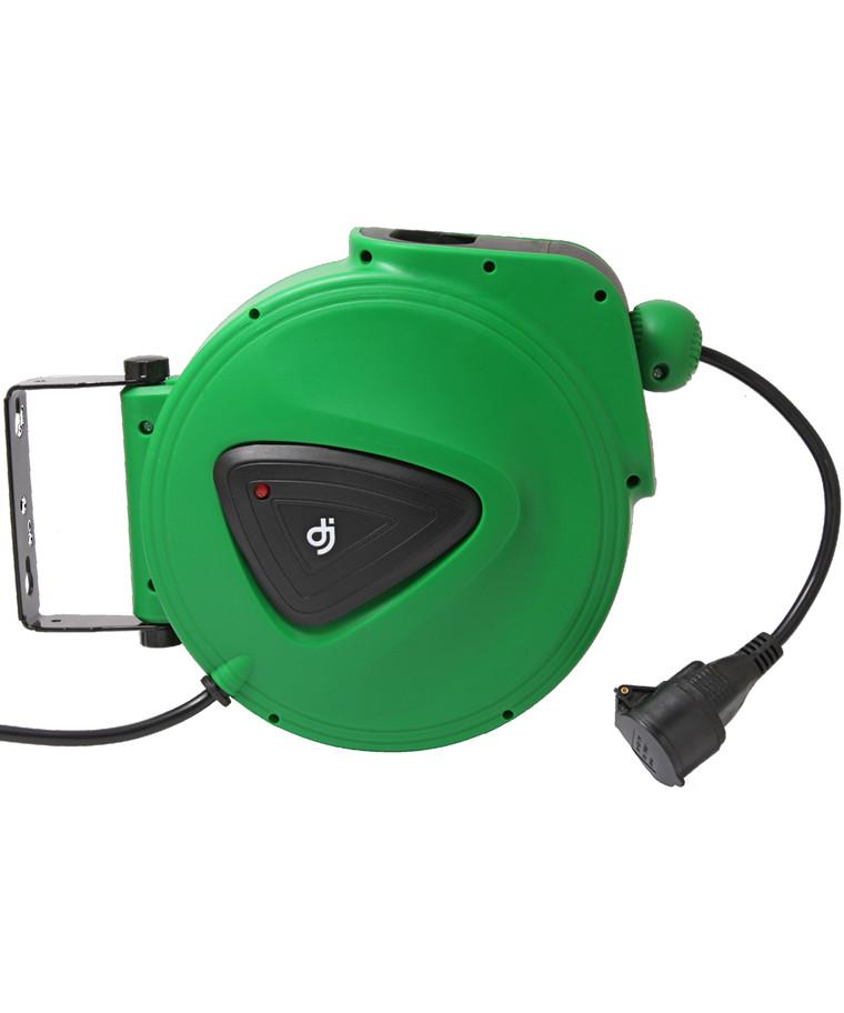 DJ Tools automatisk kabelopruller 230V 10 m