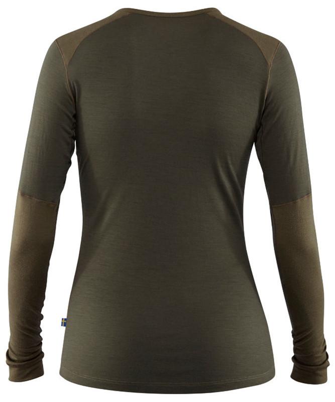Fjällräven Keb Wool langærmet T shirt W.