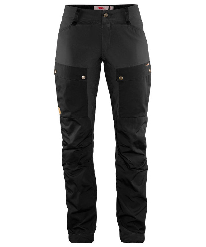 Fjällräven Keb Curved bukser W. - ny model