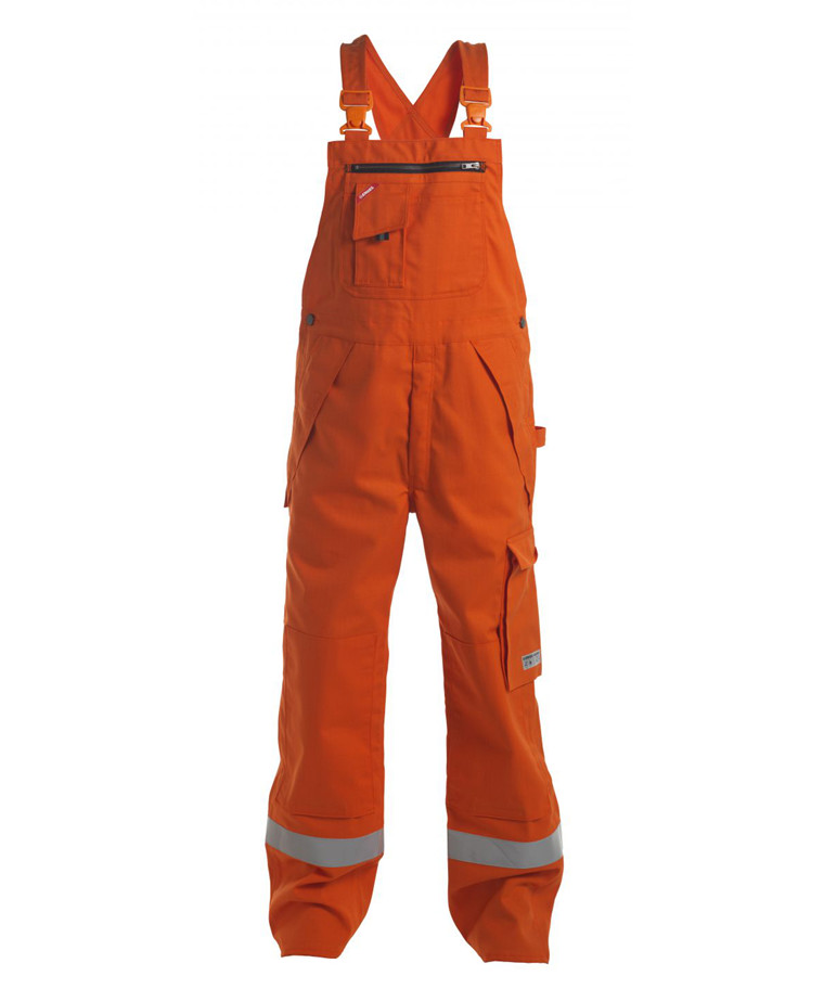 Engel Safety+ overalls m/ reflekser