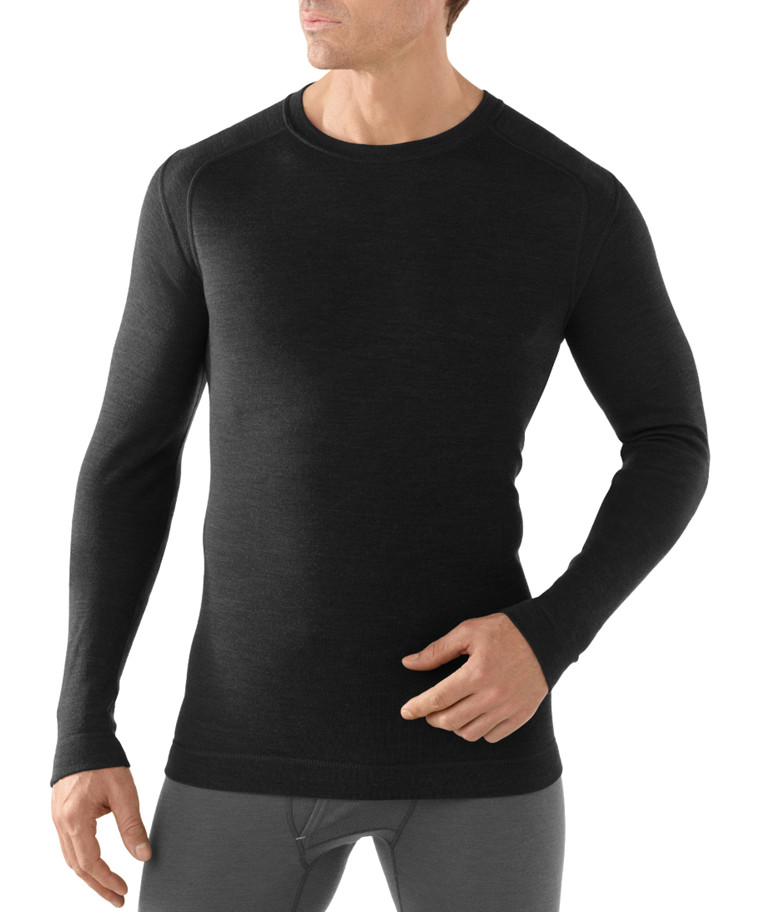Smartwool langærmet undertrøje - herre