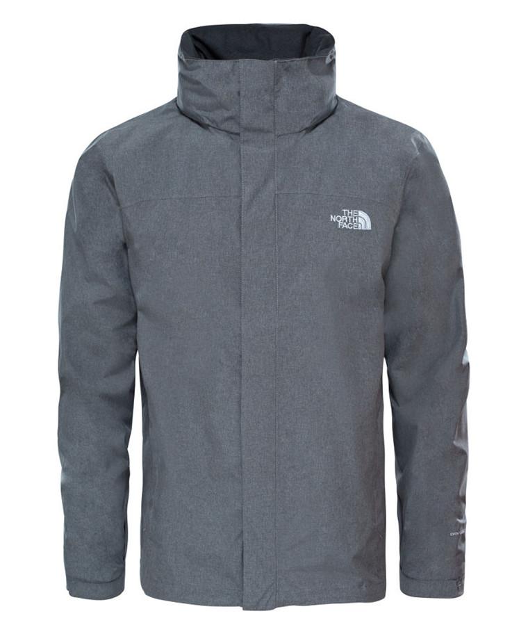 The North Face M Sangro Jacket - Grey Heather str. M