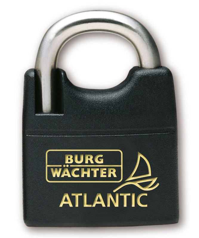 Burg Wächter Atlantic hængelås 50 mm