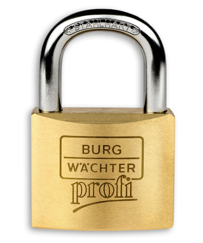 Burg Wächter Profi hængelås 50 mm