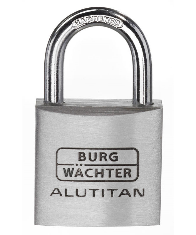 Burg Wächter Alutitan hængelås 30 mm