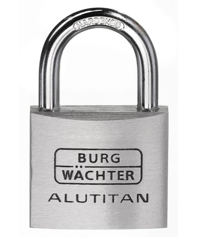 Burg Wächter Alutitan hængelås 40 mm