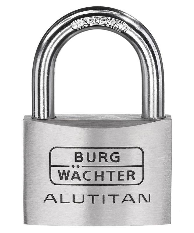 Burg Wächter Alutitan hængelås 50 mm