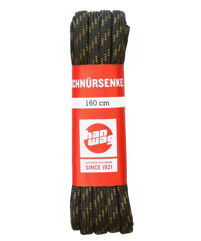 Hanwag snørebånd 160 cm