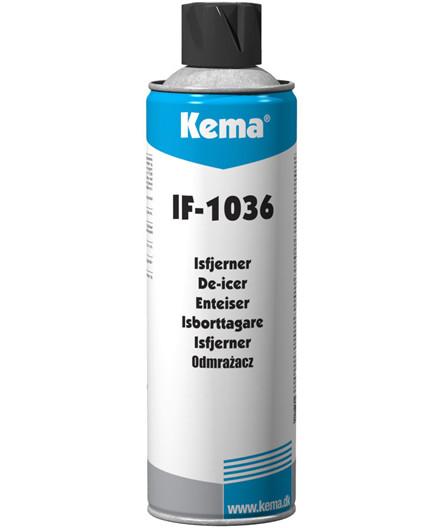 Kema Isfjerner IF-1036