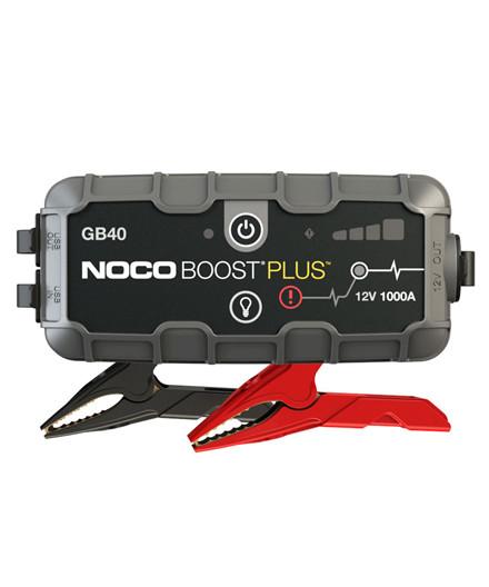 Noco Genius GB40 Booster - til 12V blybatterier