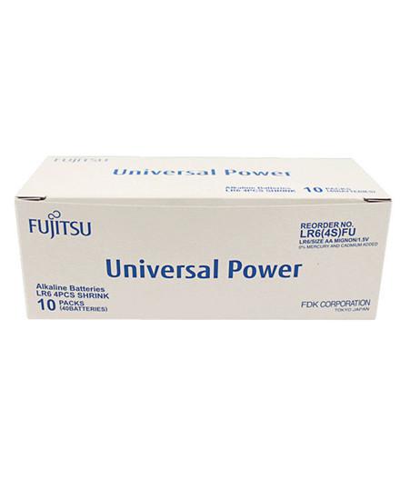 Fujitsu Universal Power alkaline batterier LR6/AA 40 stk.