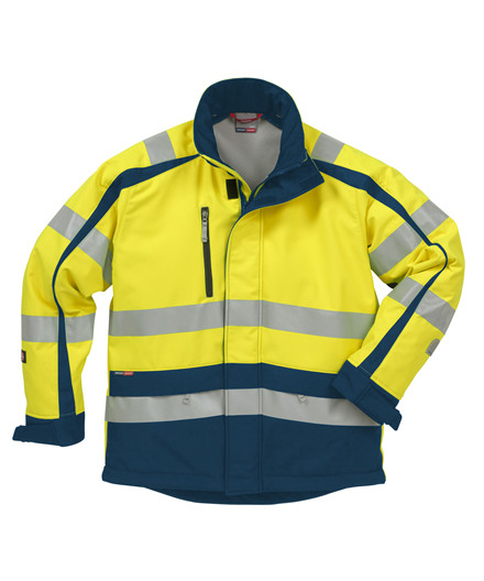 Kansas HI-VIS Windstopper jakke