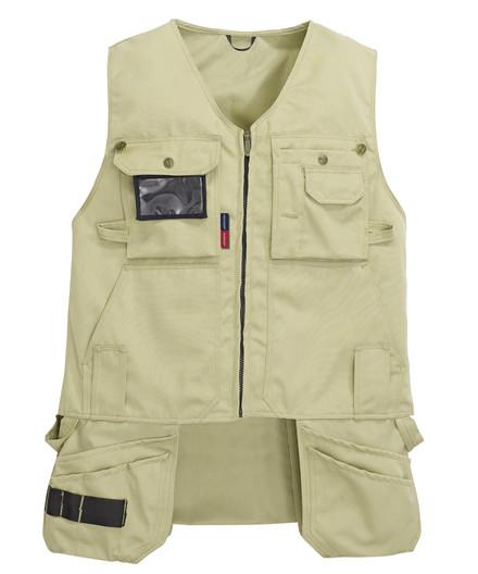 Kansas Pro Crafts vest
