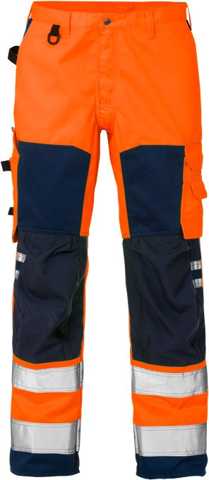 Kansas Hi-Vis bukser klasse 2