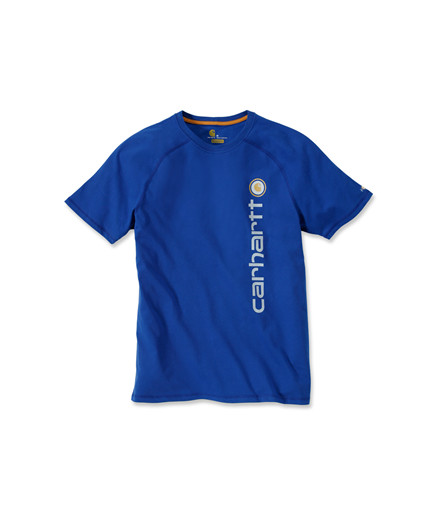 Carhartt Force Cotton Delmont Graphic Short Sleeve T-shirt