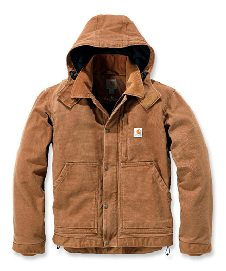 Carhartt Sandstone Full Swing Caldwell Jacket