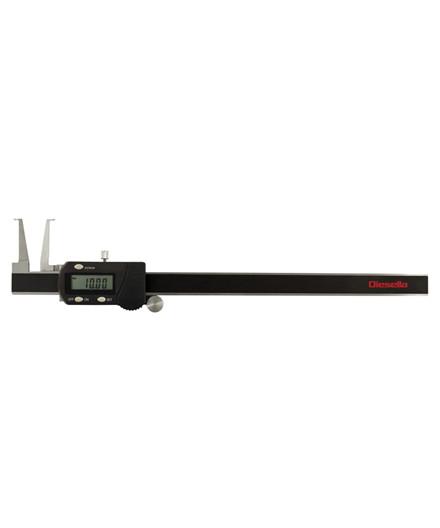 Diesella digital skydelære til indvendig måling 8-200 mm