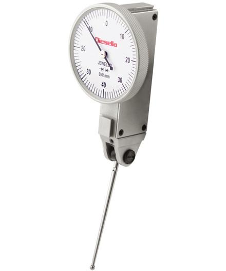 Diesella vippe indikator 0 - 0,8 mm