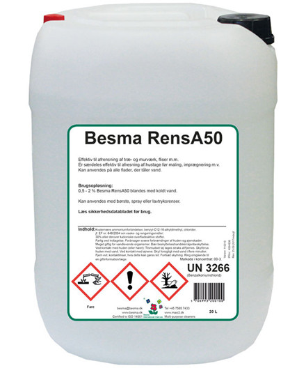 Besma RensA50 20L