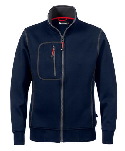 A-Code sporty sweatshirt - damemodel