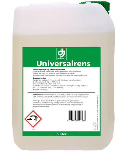 DJ Tools universalrens 5L