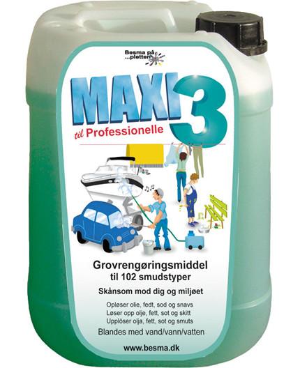 Maxi3 5L - all-round rengøringsmiddel