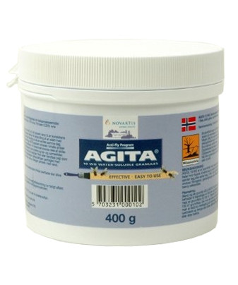 AGITA 10 WG smøregift 400 g